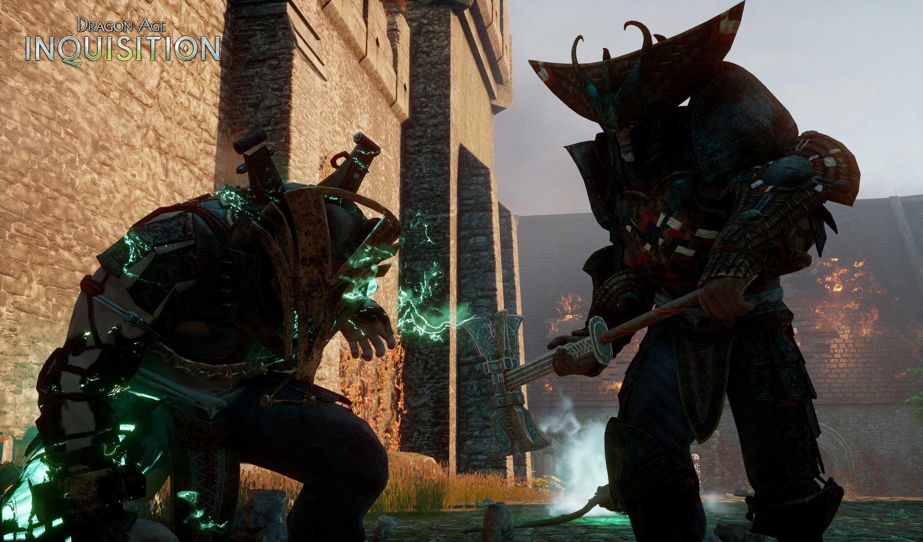 Do multiplayeru Dragon Age: Inquisition dorazila rasa Qunari 113992