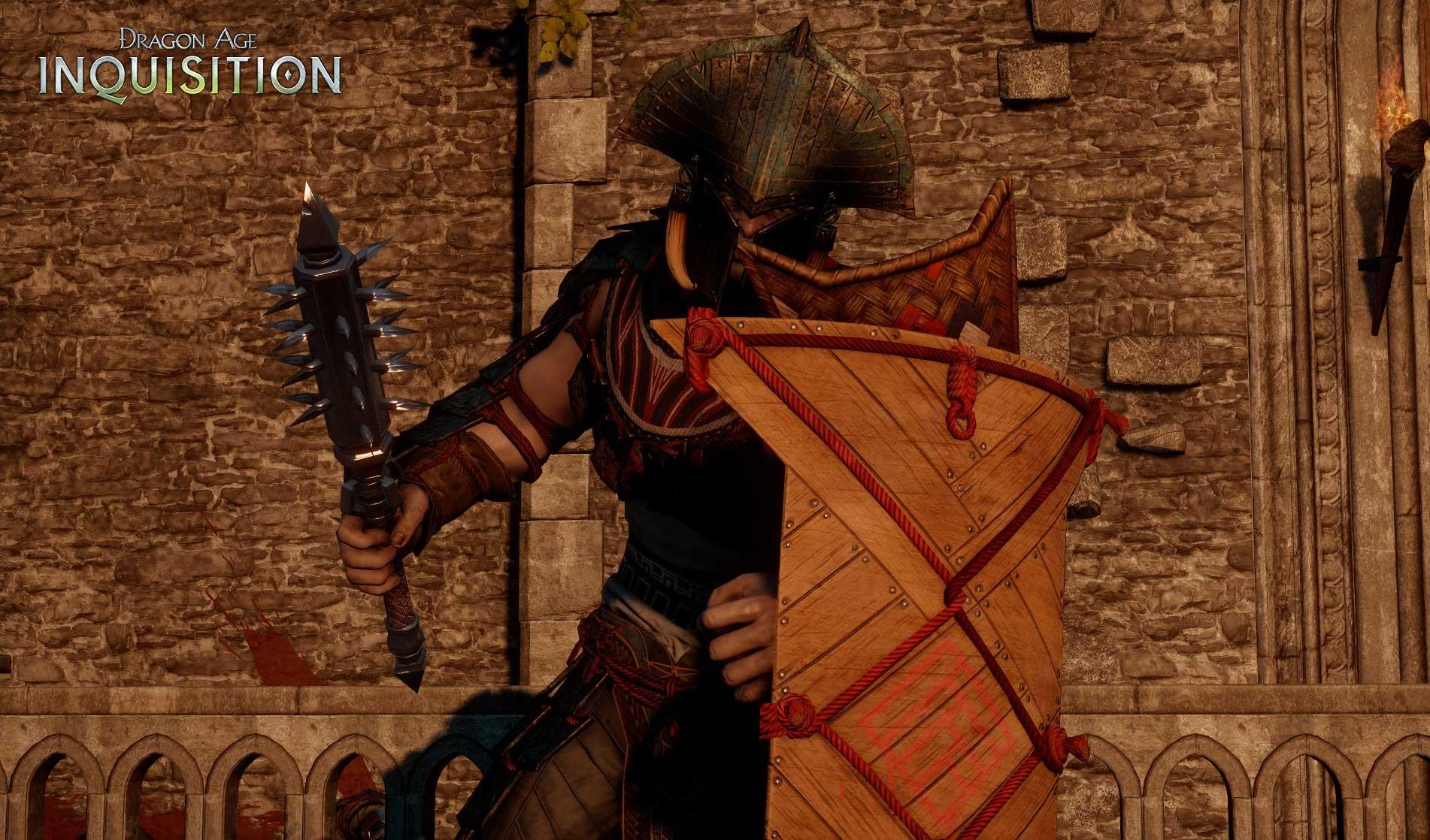 Do multiplayeru Dragon Age: Inquisition dorazila rasa Qunari 113994