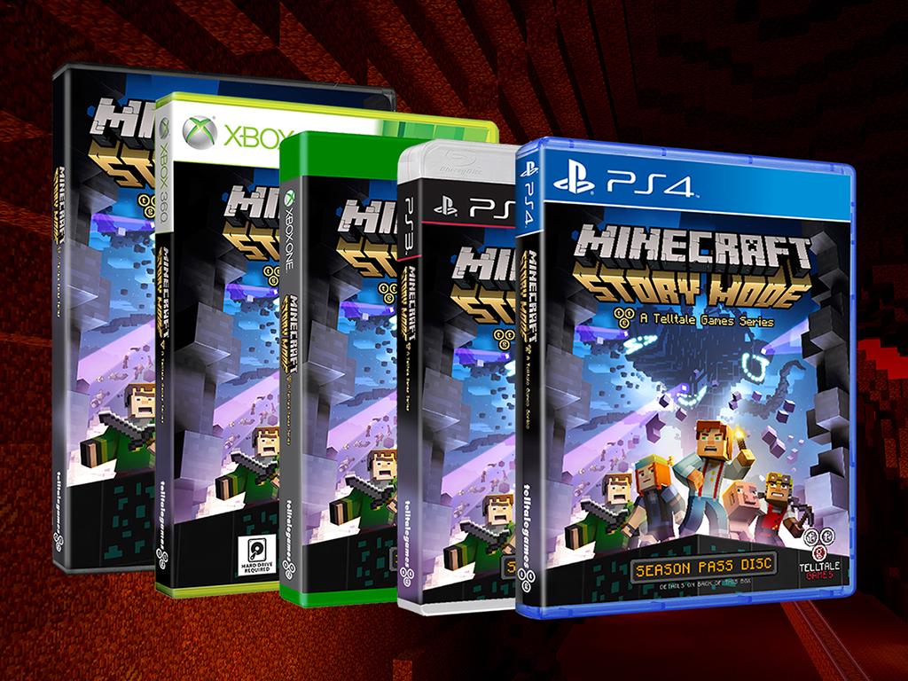 Minecraft: Story Mode si odbude svou premiéru už 13. října 113997