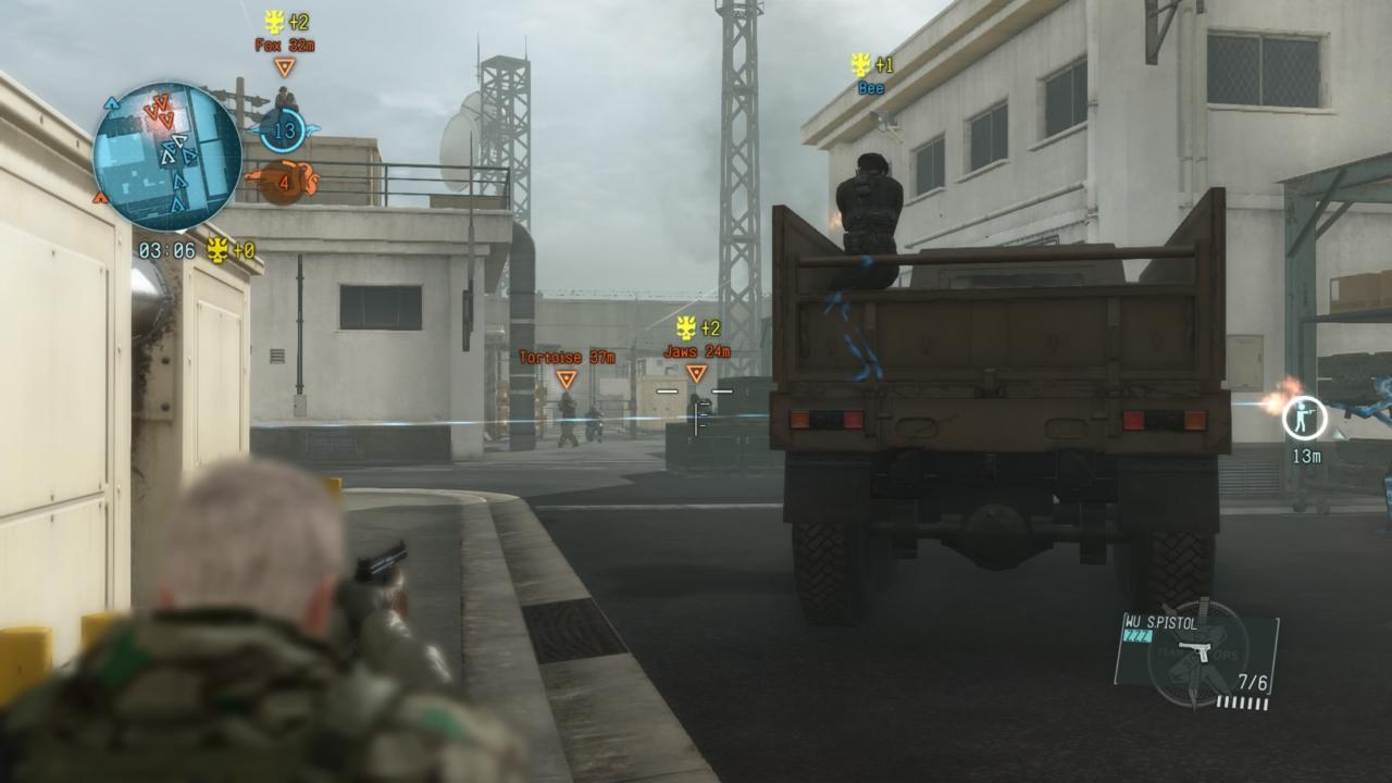 Nové detaily o Metal Gear Online 114030