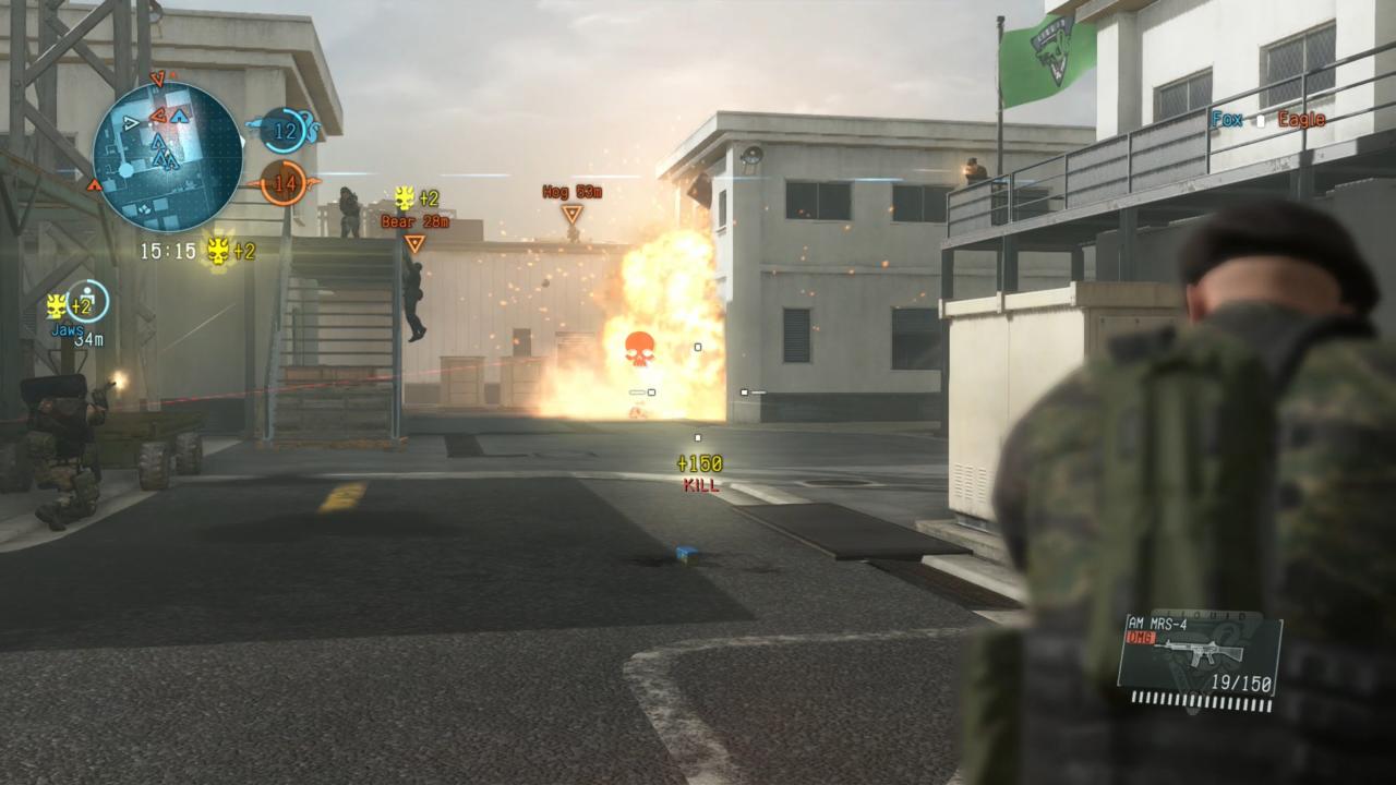 Nové detaily o Metal Gear Online 114031