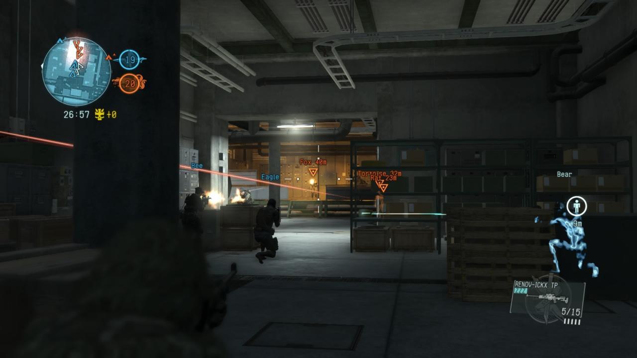 Nové detaily o Metal Gear Online 114032
