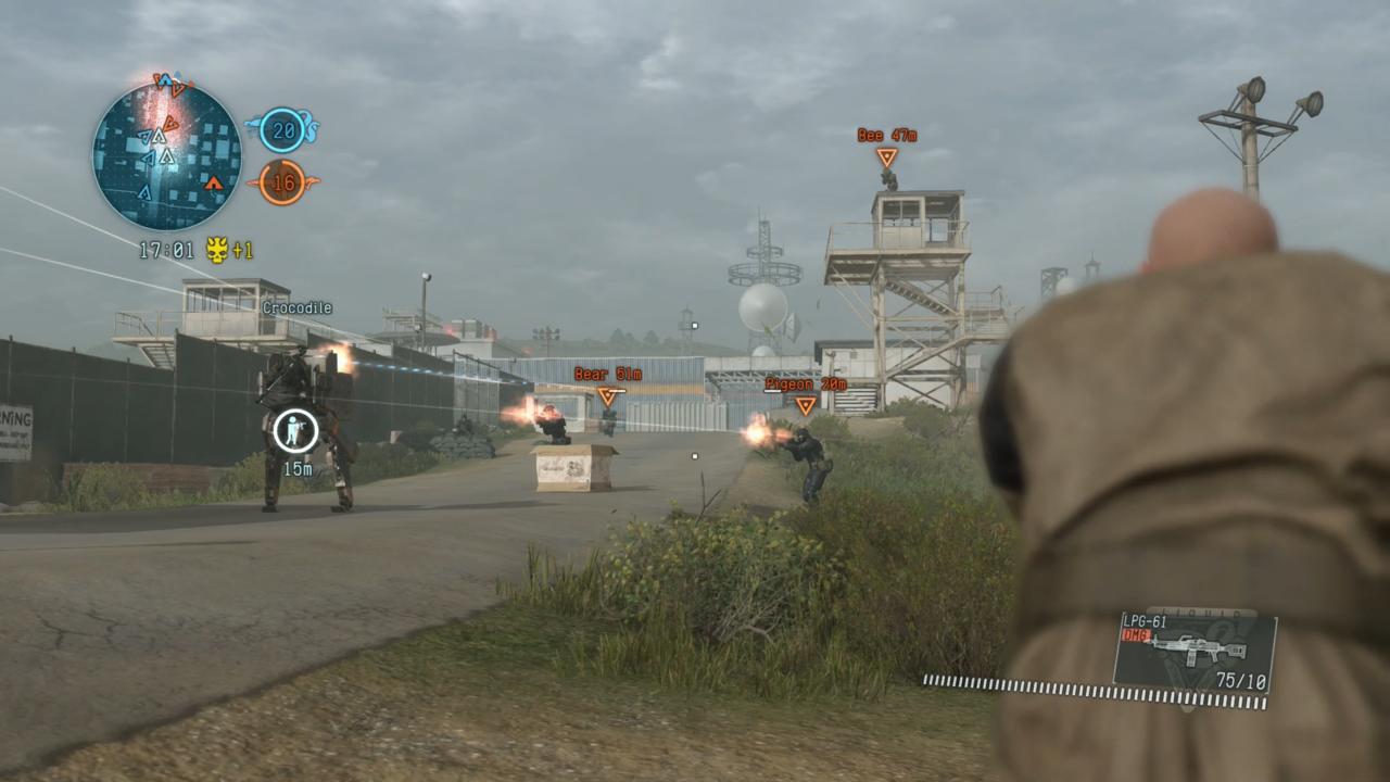 Nové detaily o Metal Gear Online 114033