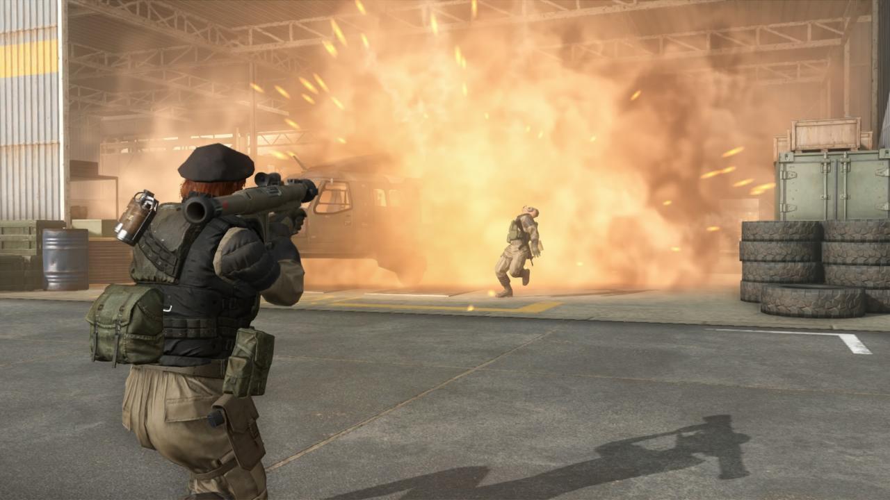 Nové detaily o Metal Gear Online 114034