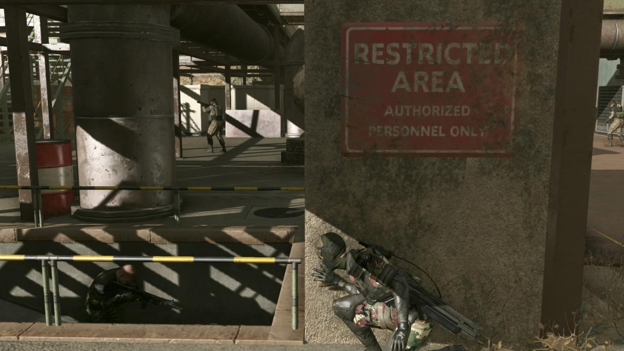 Nové detaily o Metal Gear Online 114035