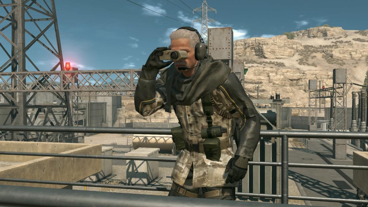 Nové detaily o Metal Gear Online 114037