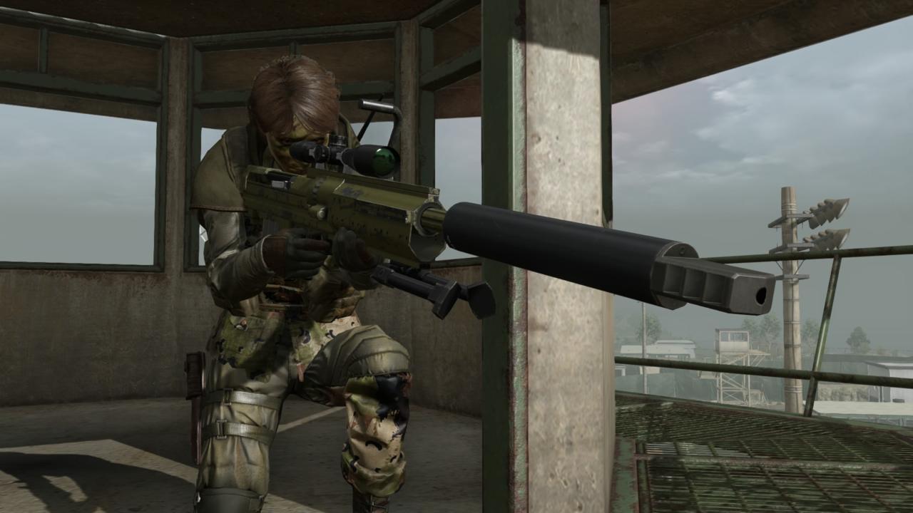 Nové detaily o Metal Gear Online 114038