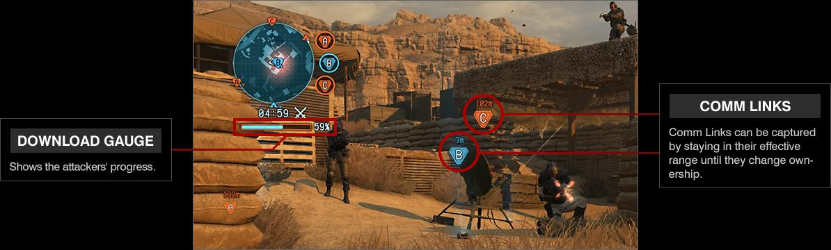 Další detaily o Metal Gear Online 114055