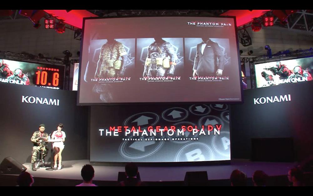 Další detaily o Metal Gear Online 114059