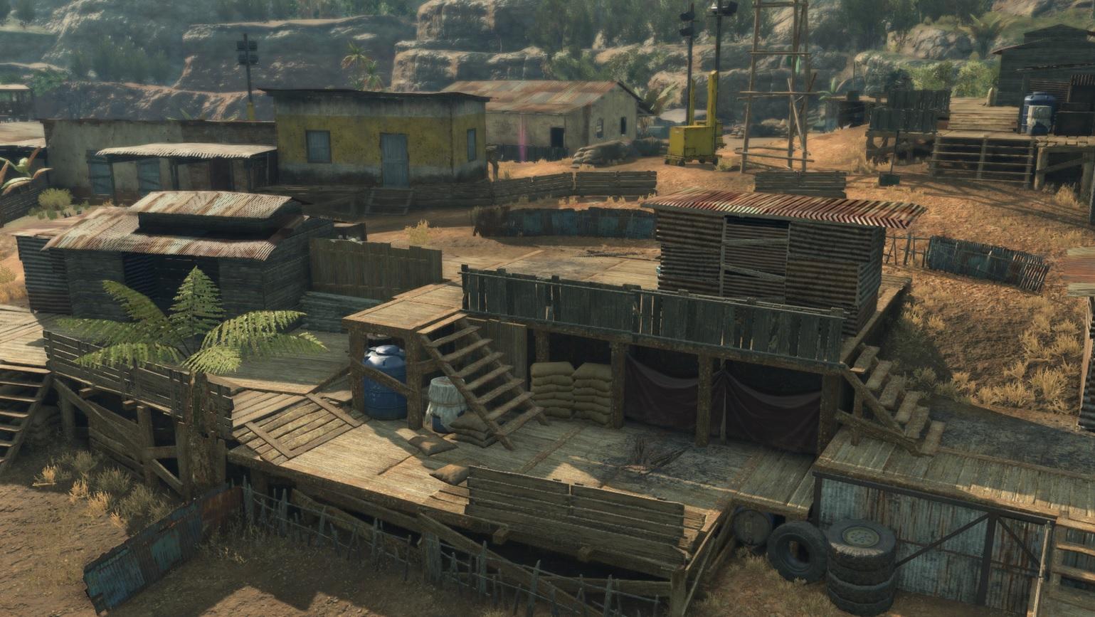 Další detaily o Metal Gear Online 114067