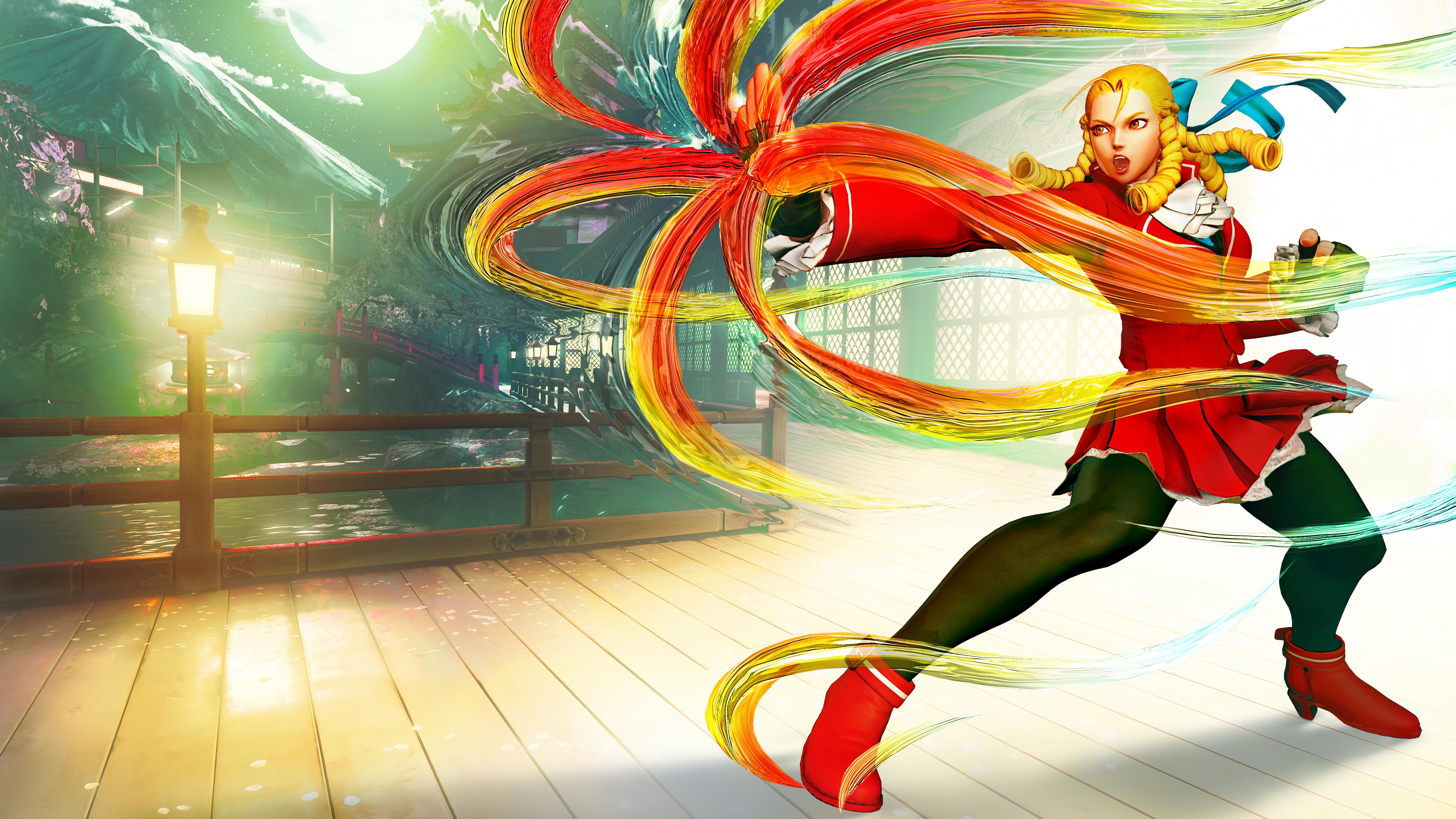 Seznamte se: Karin Kanzuki z bojovky Street Fighter V 114083