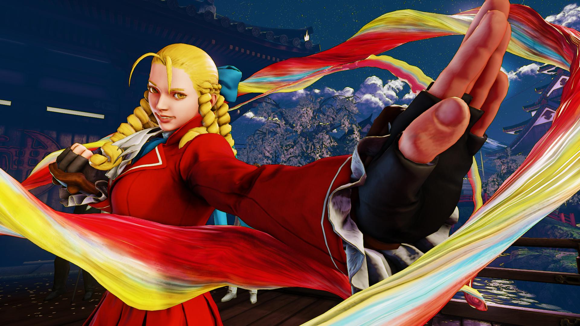 Seznamte se: Karin Kanzuki z bojovky Street Fighter V 114084