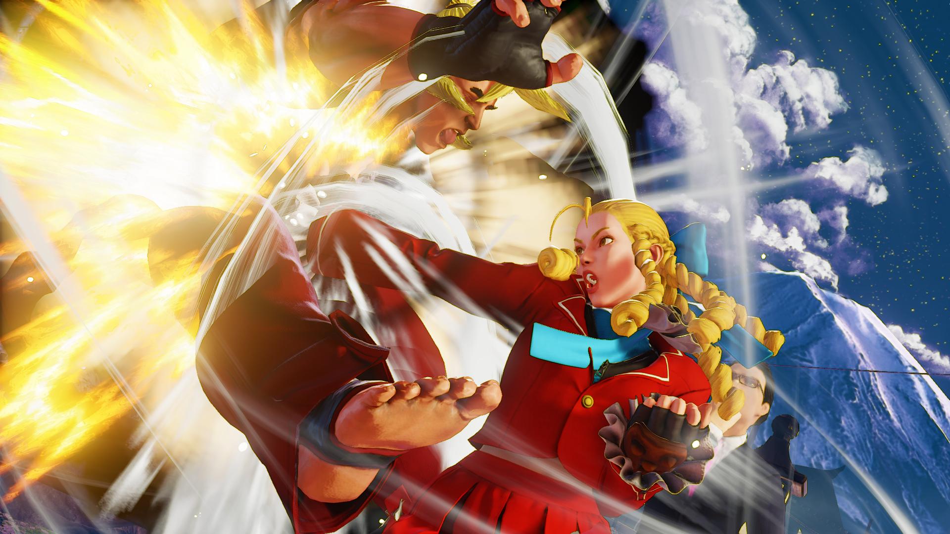 Seznamte se: Karin Kanzuki z bojovky Street Fighter V 114088