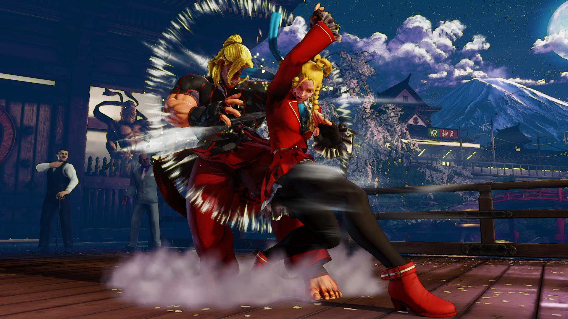 Seznamte se: Karin Kanzuki z bojovky Street Fighter V 114090