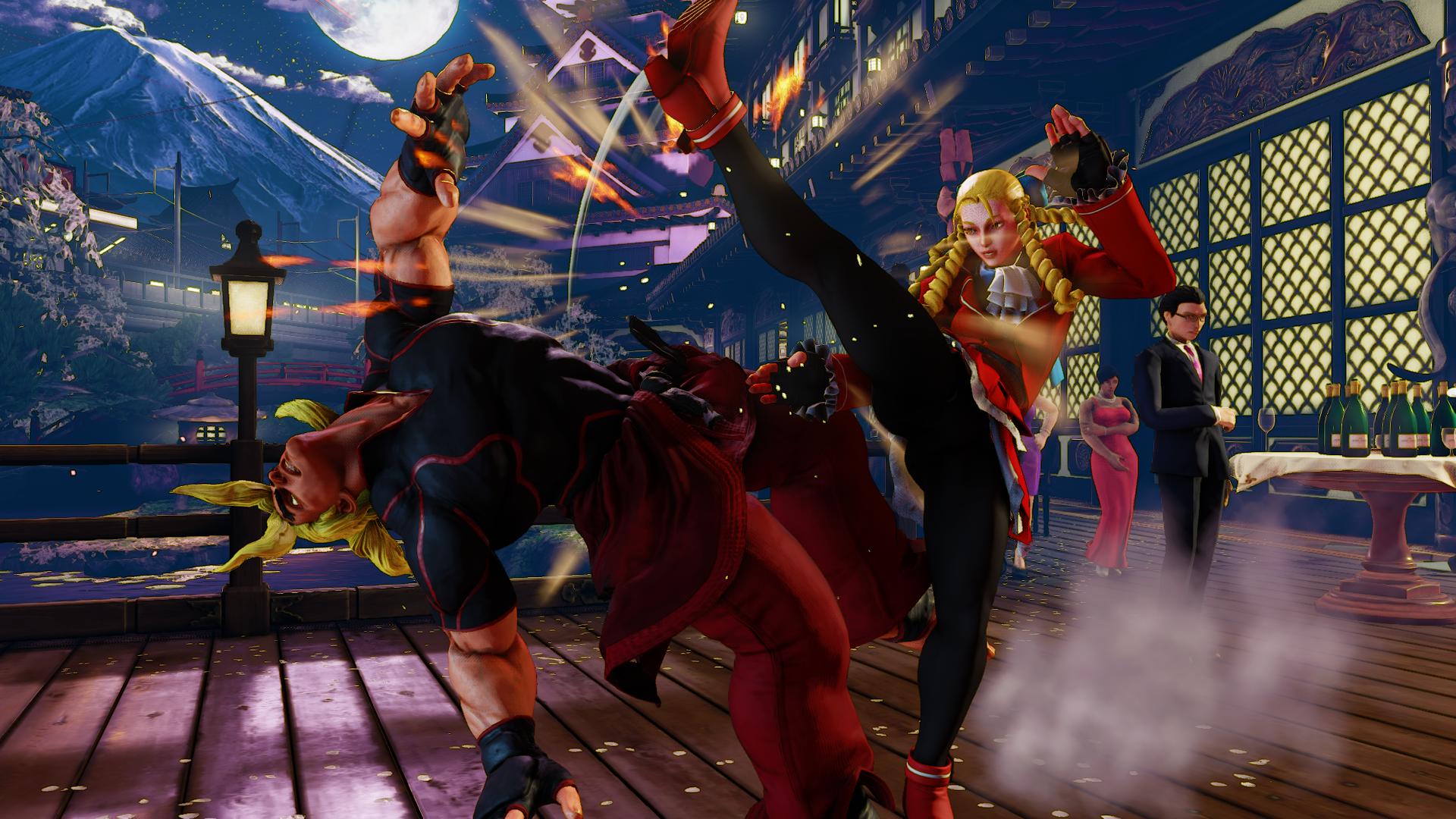 Seznamte se: Karin Kanzuki z bojovky Street Fighter V 114092