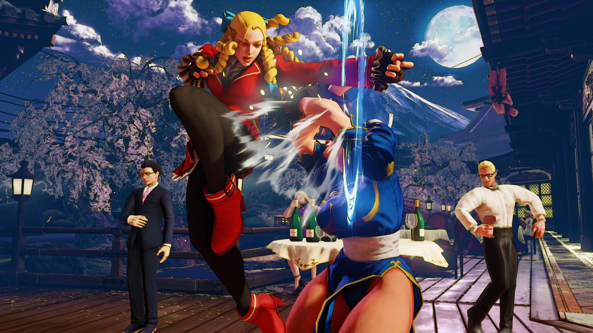 Seznamte se: Karin Kanzuki z bojovky Street Fighter V 114093