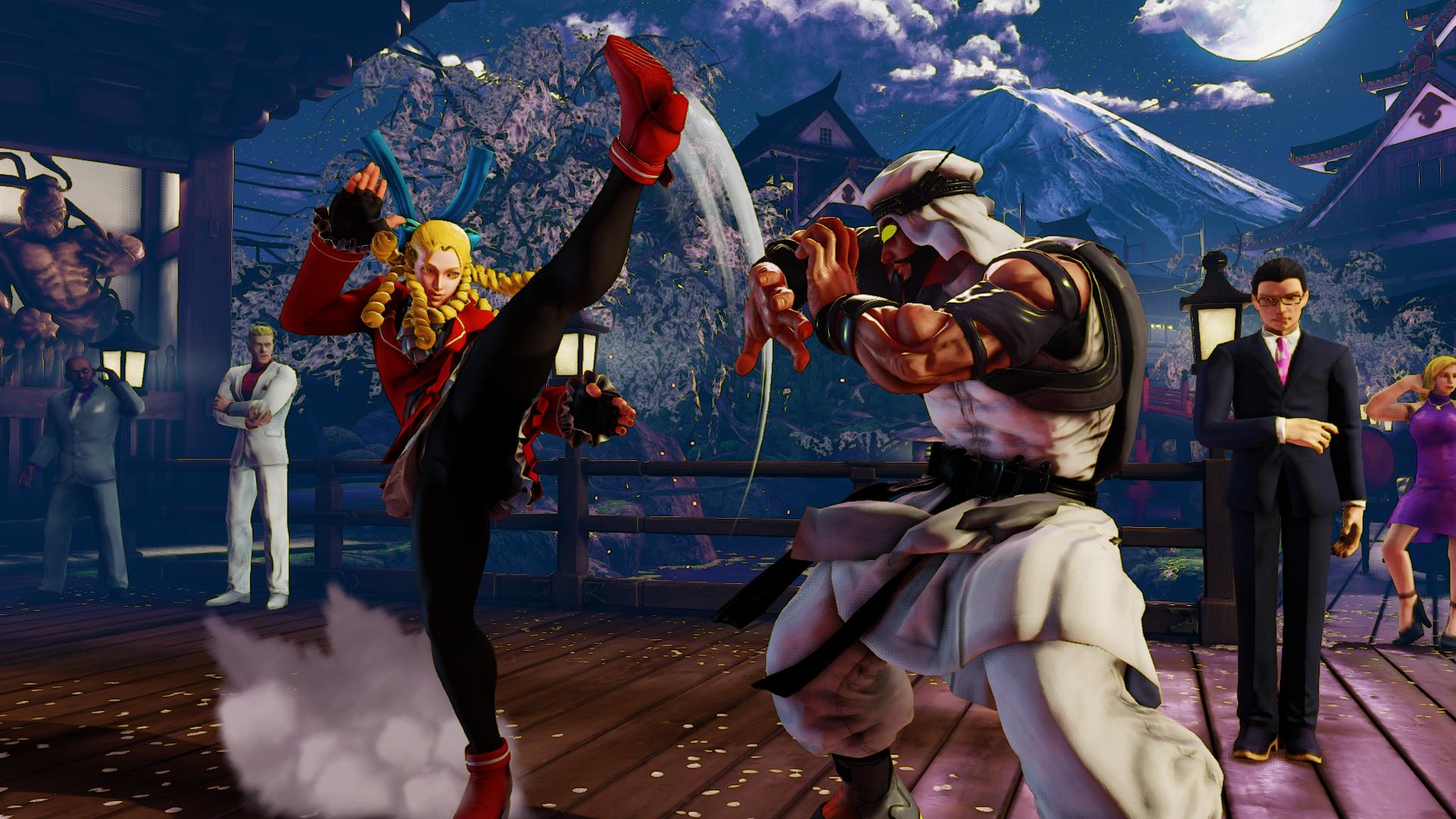 Seznamte se: Karin Kanzuki z bojovky Street Fighter V 114094