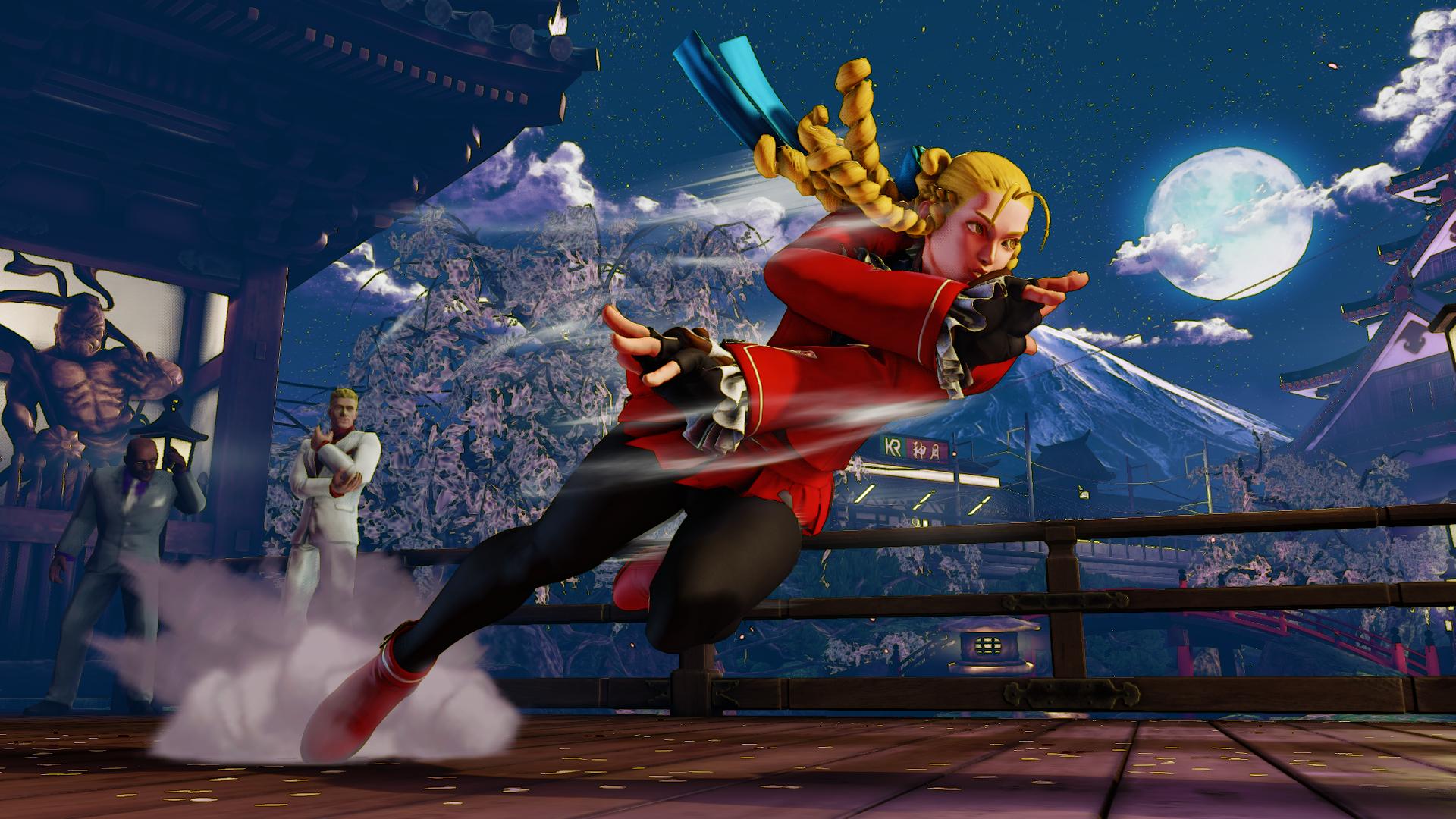 Seznamte se: Karin Kanzuki z bojovky Street Fighter V 114095