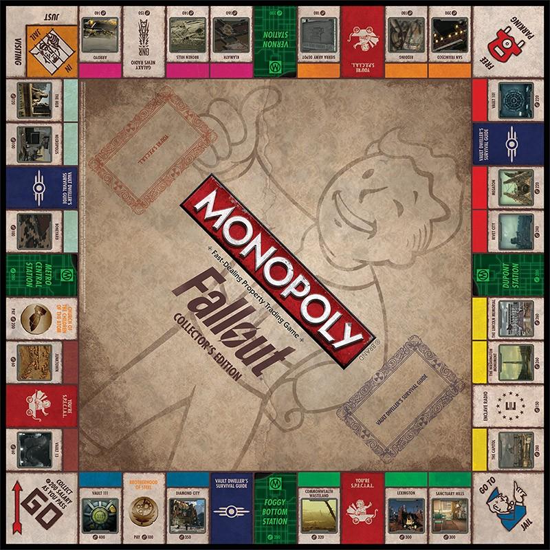 Jak vypadá desková hra Monopoly s motivy Falloutu? 114097