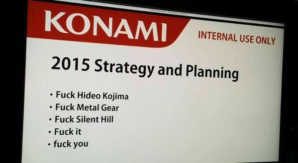 Konami údajně končí s vývojem AAA her 114100