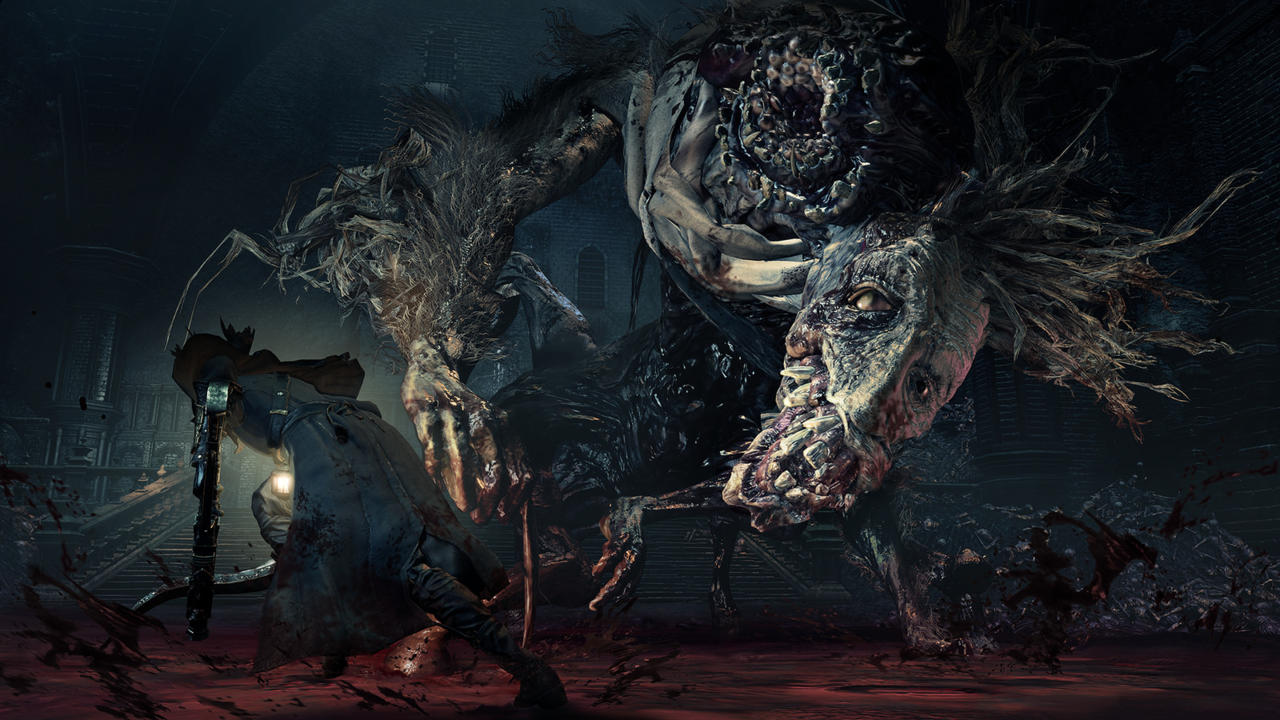The Old Hunters první a poslední rozšíření Bloodborne 114104