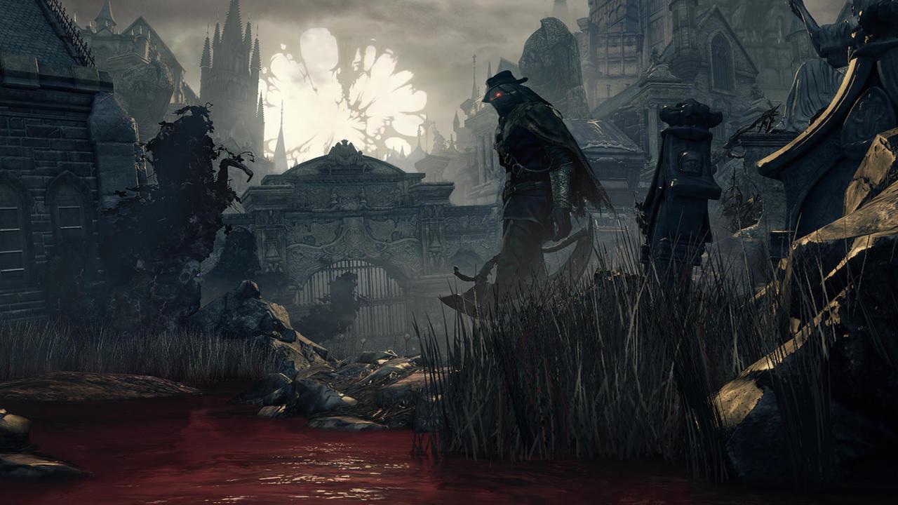 The Old Hunters první a poslední rozšíření Bloodborne 114106