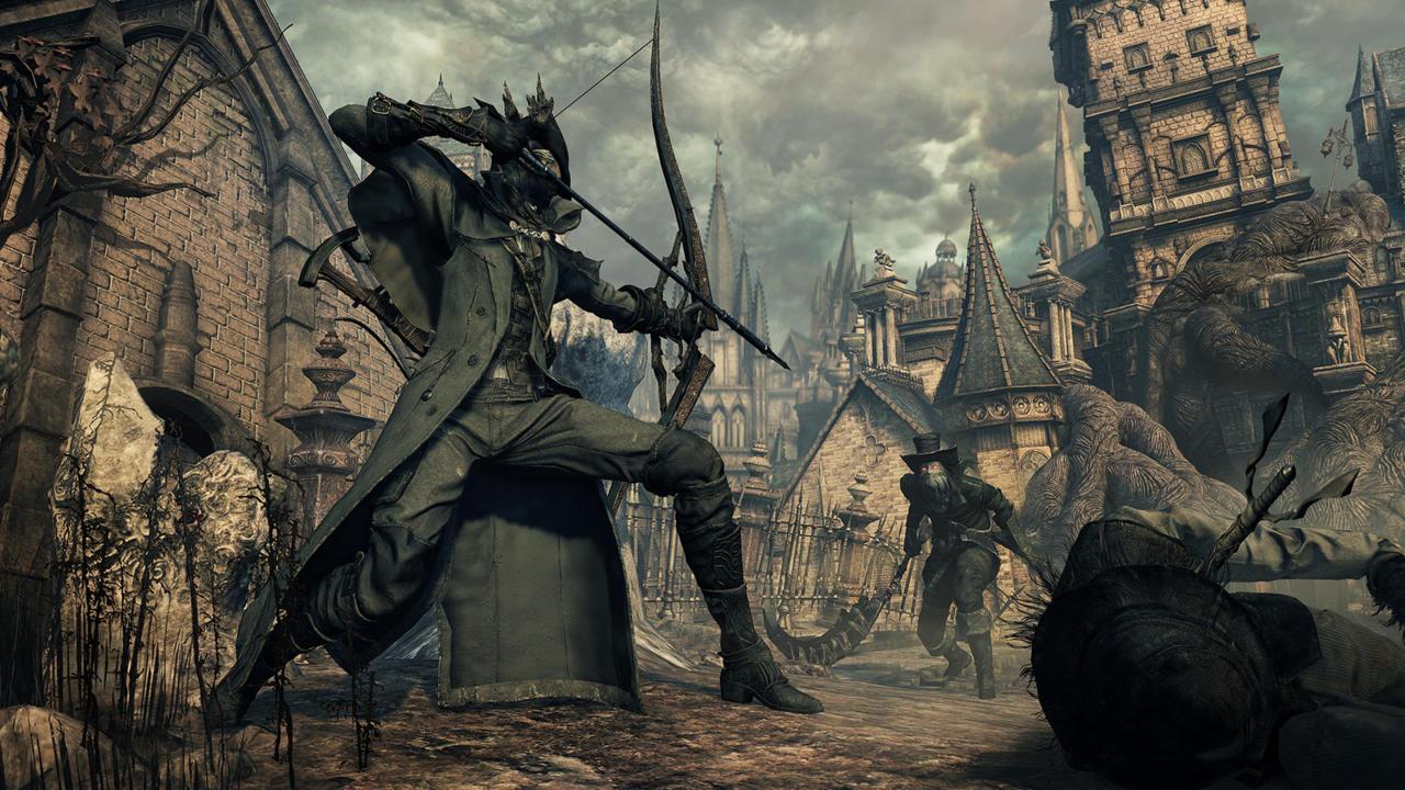 The Old Hunters první a poslední rozšíření Bloodborne 114107