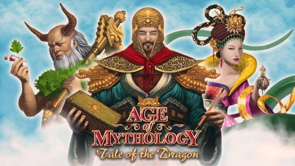 Oznámen datadisk pro strategii Age of Mythology 114174