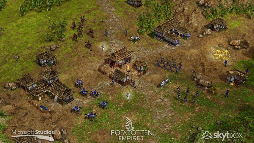 Oznámen datadisk pro strategii Age of Mythology 114175