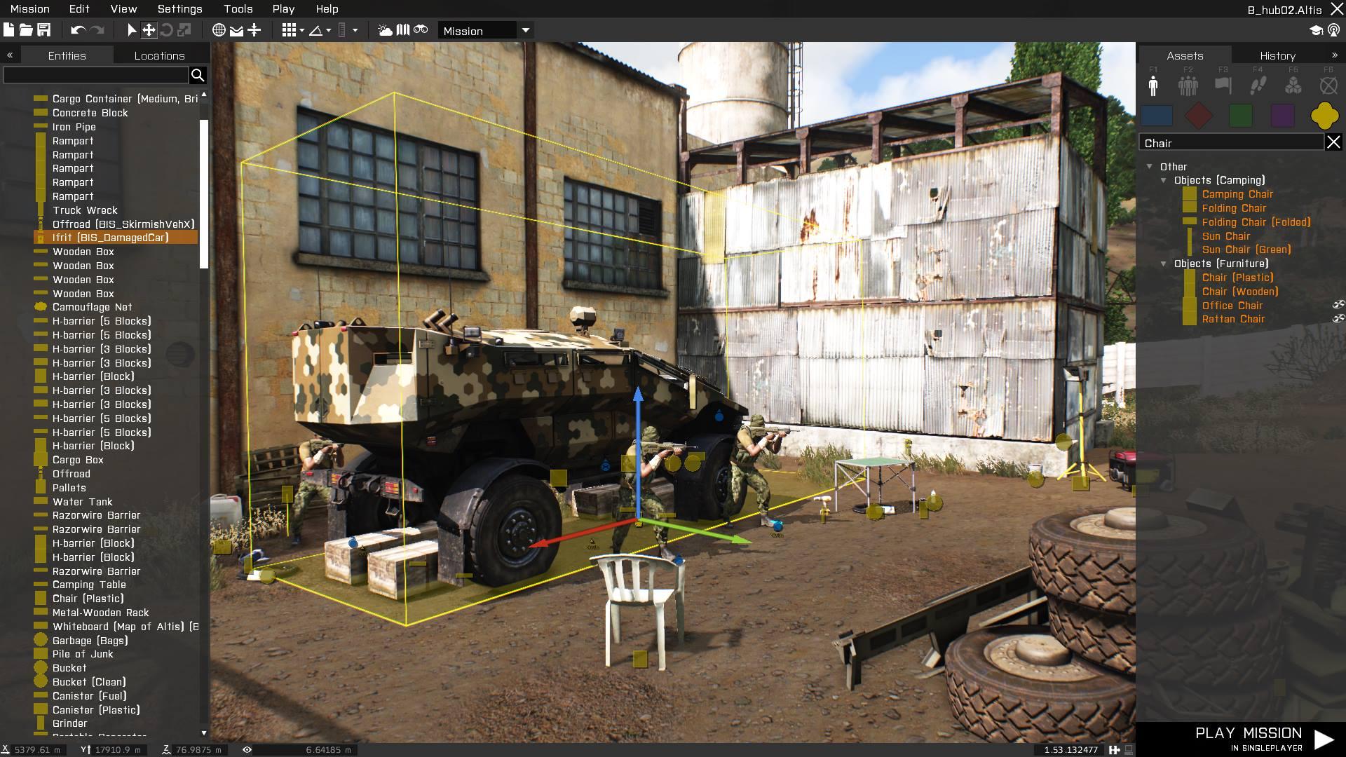 3D editor Army 3 na prvních screenshotech 114178