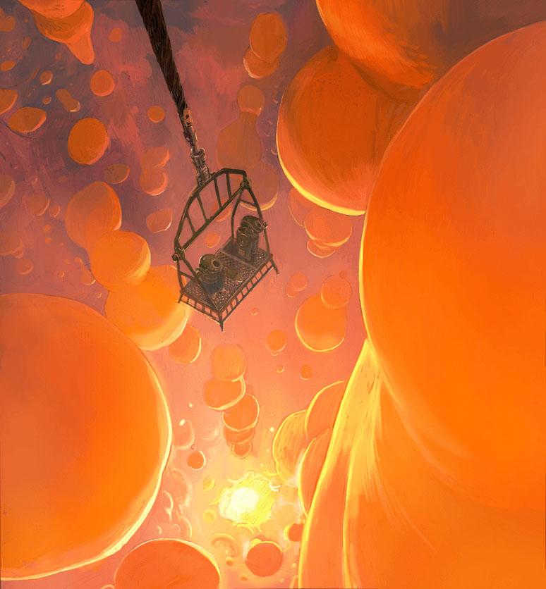 Příběh Gravity Rush 2 a ukázka z hraní Gravity Rush Remastered 114188