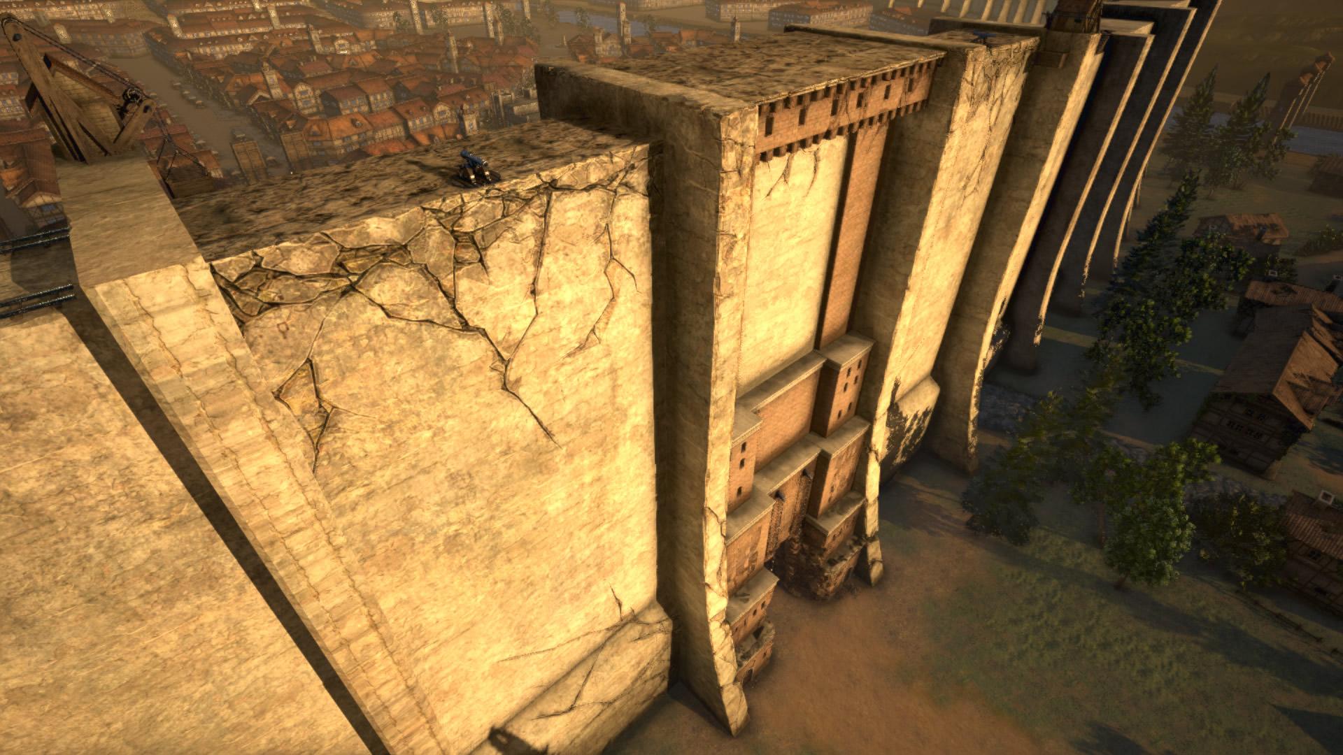 Attack on Titan na záběrech z TGS 114209