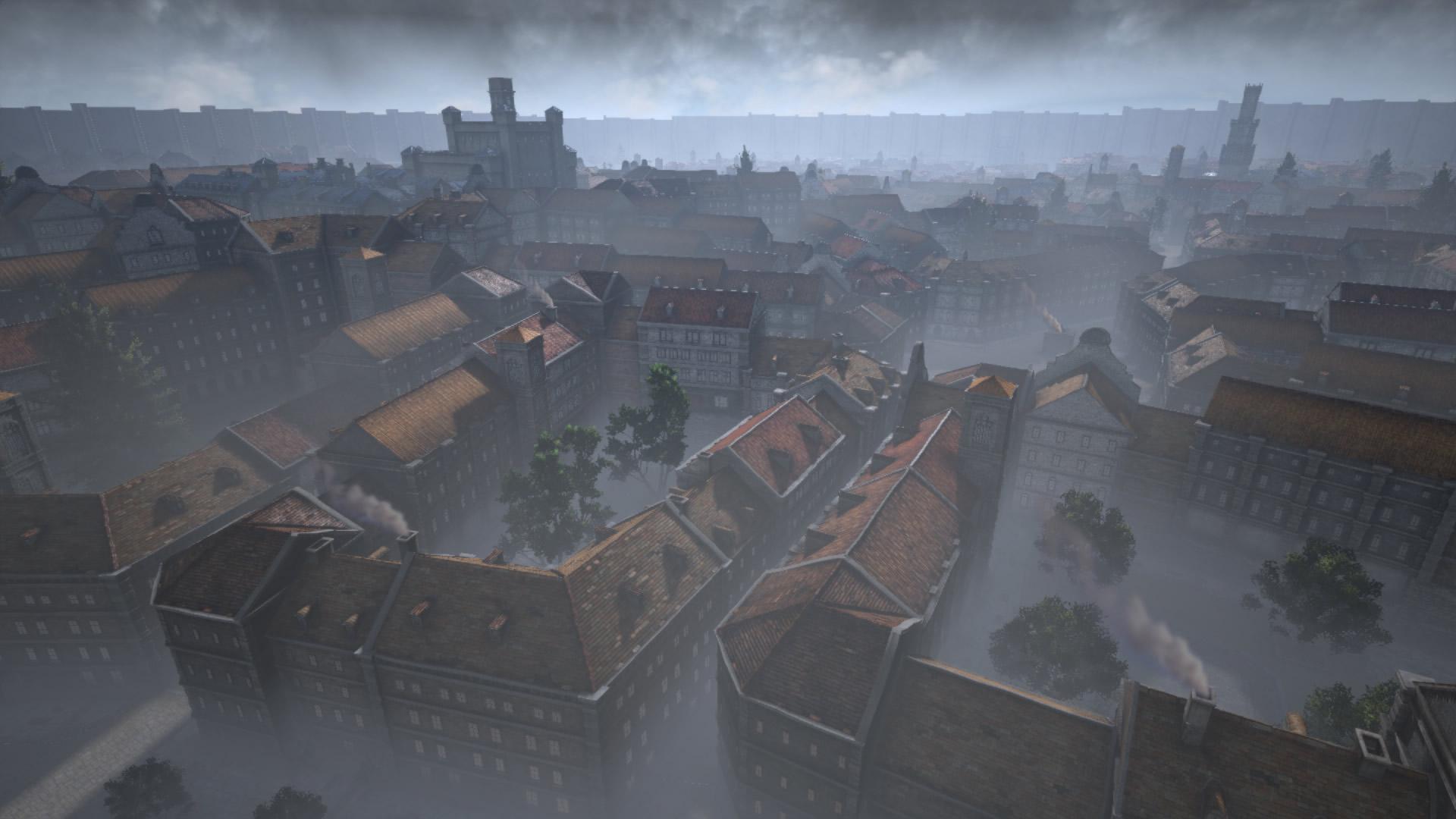 Attack on Titan na záběrech z TGS 114211