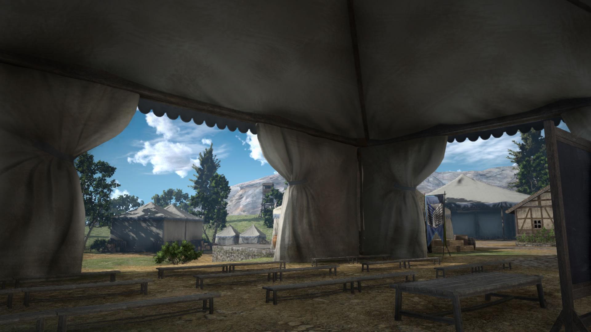 Attack on Titan na záběrech z TGS 114217