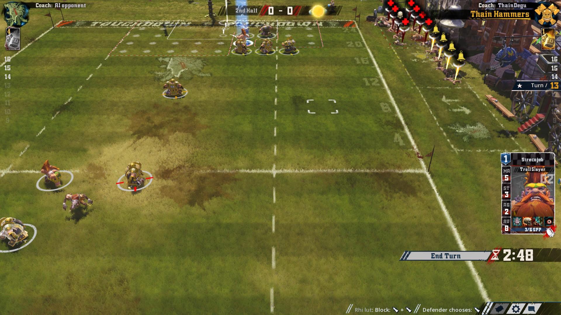 Blood Bowl 2 – krvavý sport podruhé 114276