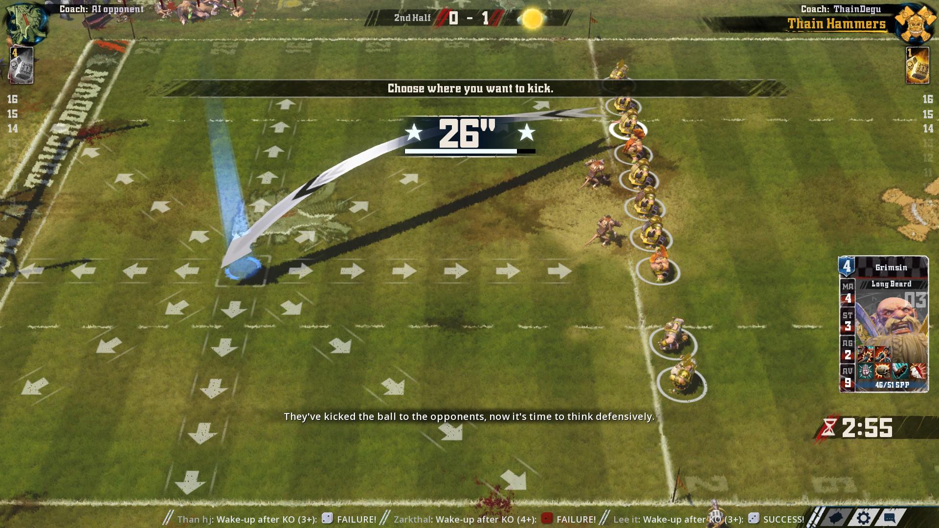 Blood Bowl 2 – krvavý sport podruhé 114277
