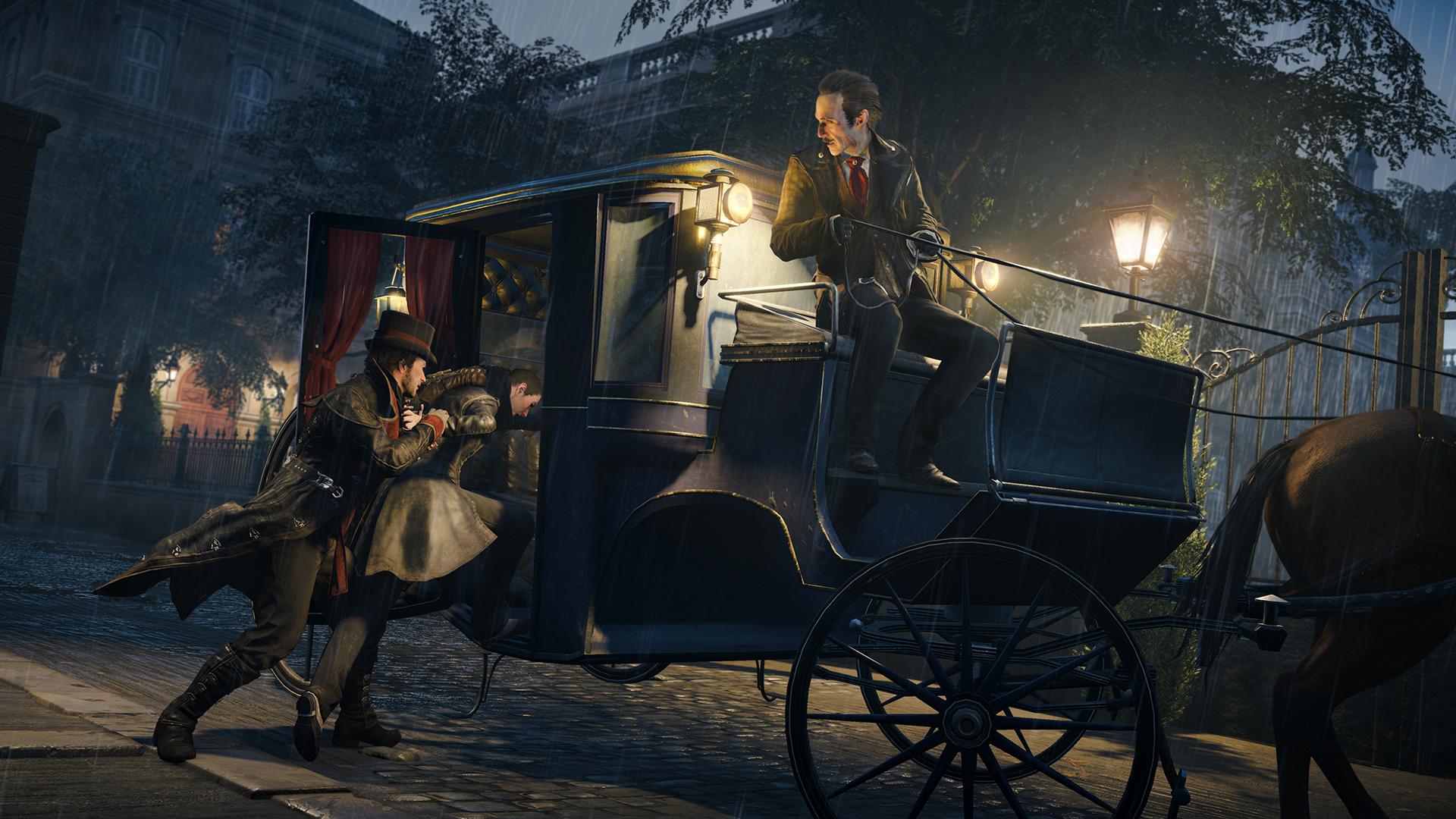 Assassin's Creed: Syndicate – Londýne třes se, dvojčata dorazila 114317