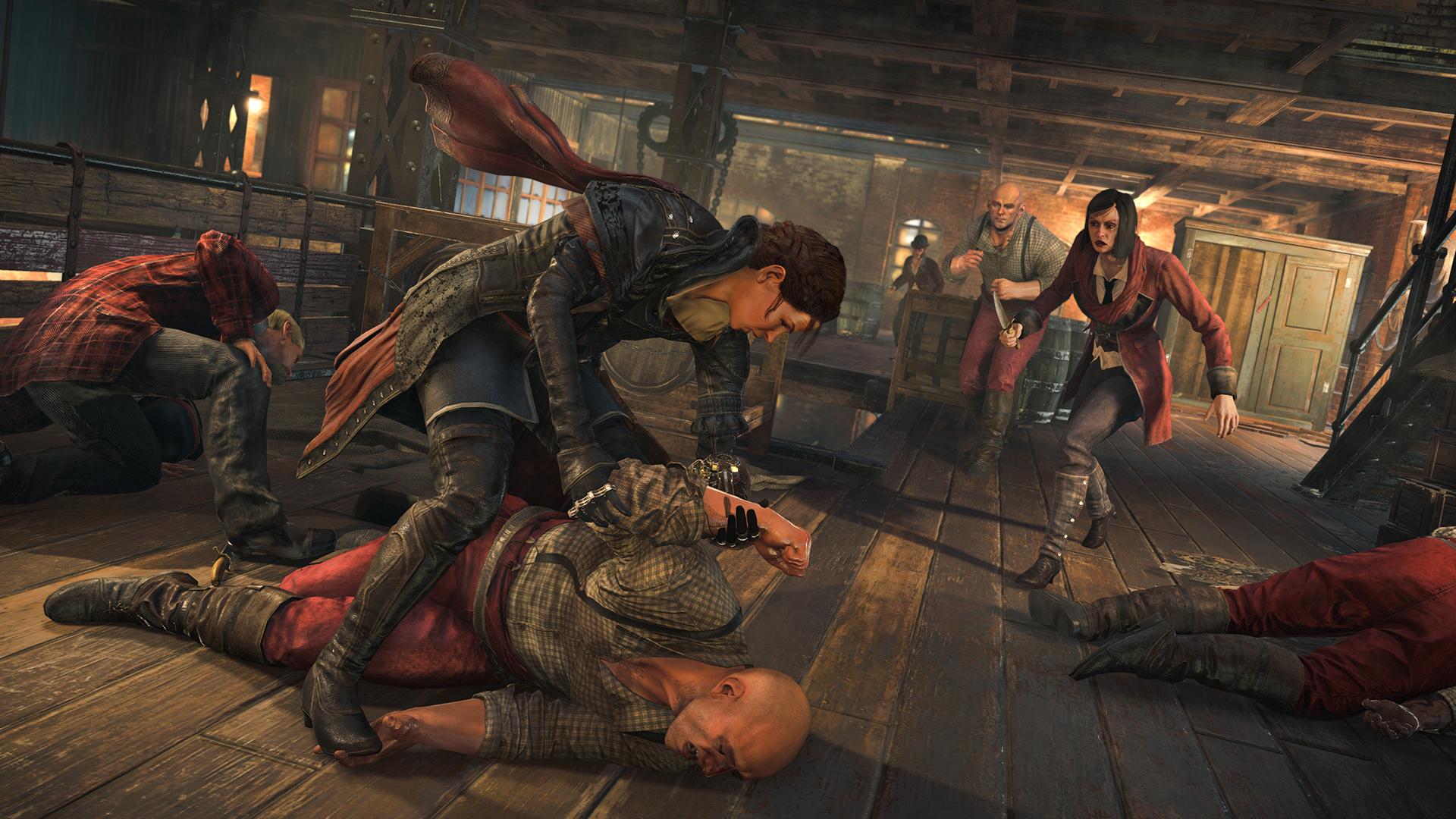 Příběhový trailer Assassin's Creed: Syndicate 114318
