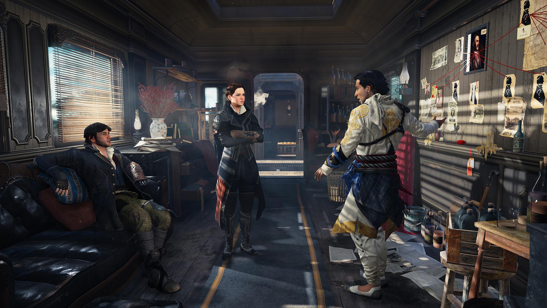 Assassin's Creed: Syndicate – Londýne třes se, dvojčata dorazila 114320