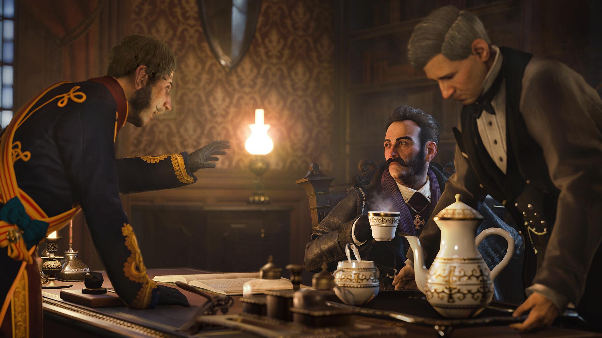Příběhový trailer Assassin's Creed: Syndicate 114321