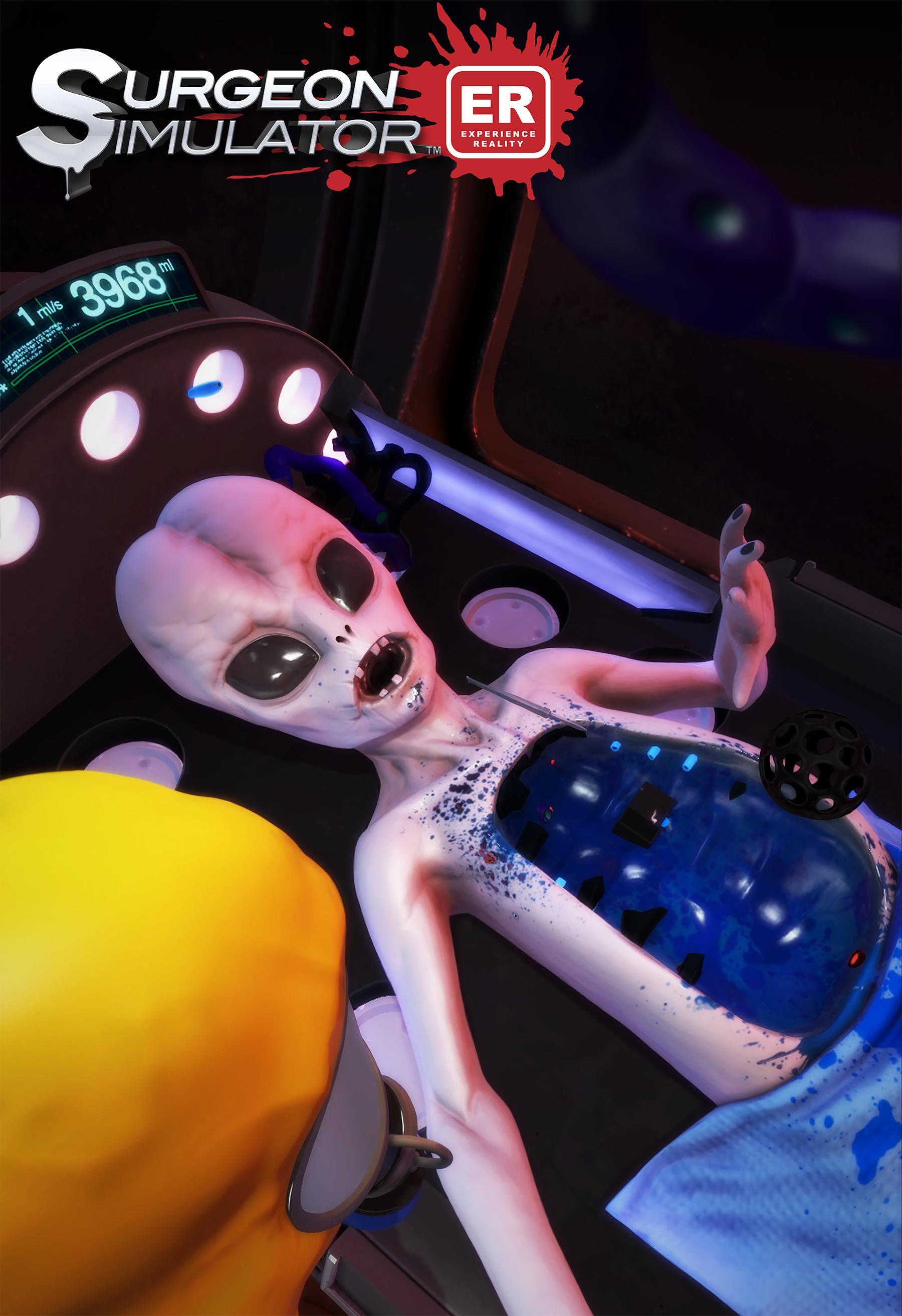 Operace mimozemšťana v novém Surgeon Simulatoru 114337