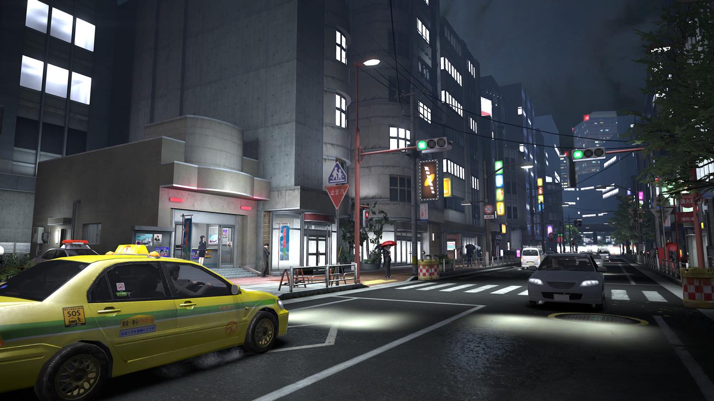 Project City Shrouded in Shadow vypadá tajemně 114339
