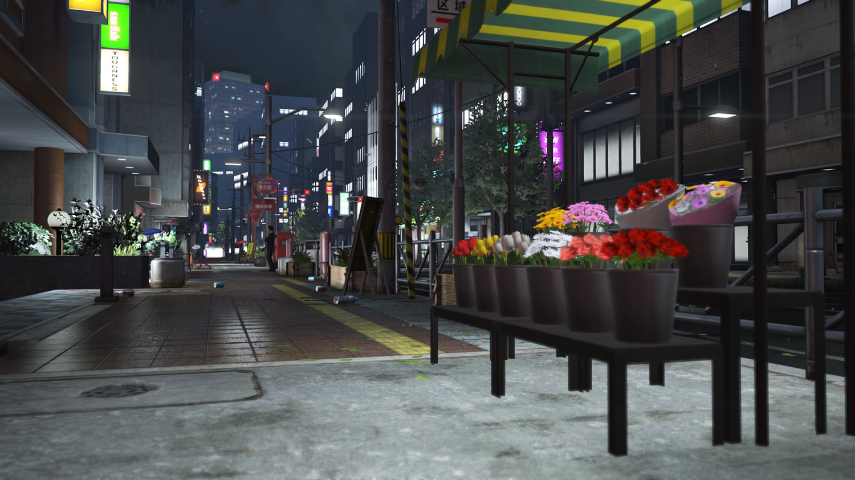 Project City Shrouded in Shadow vypadá tajemně 114340