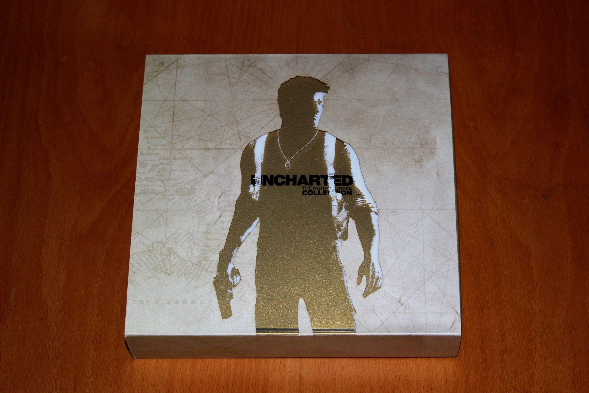 Hrajeme živě Uncharted: The Nathan Drake Collection 114370