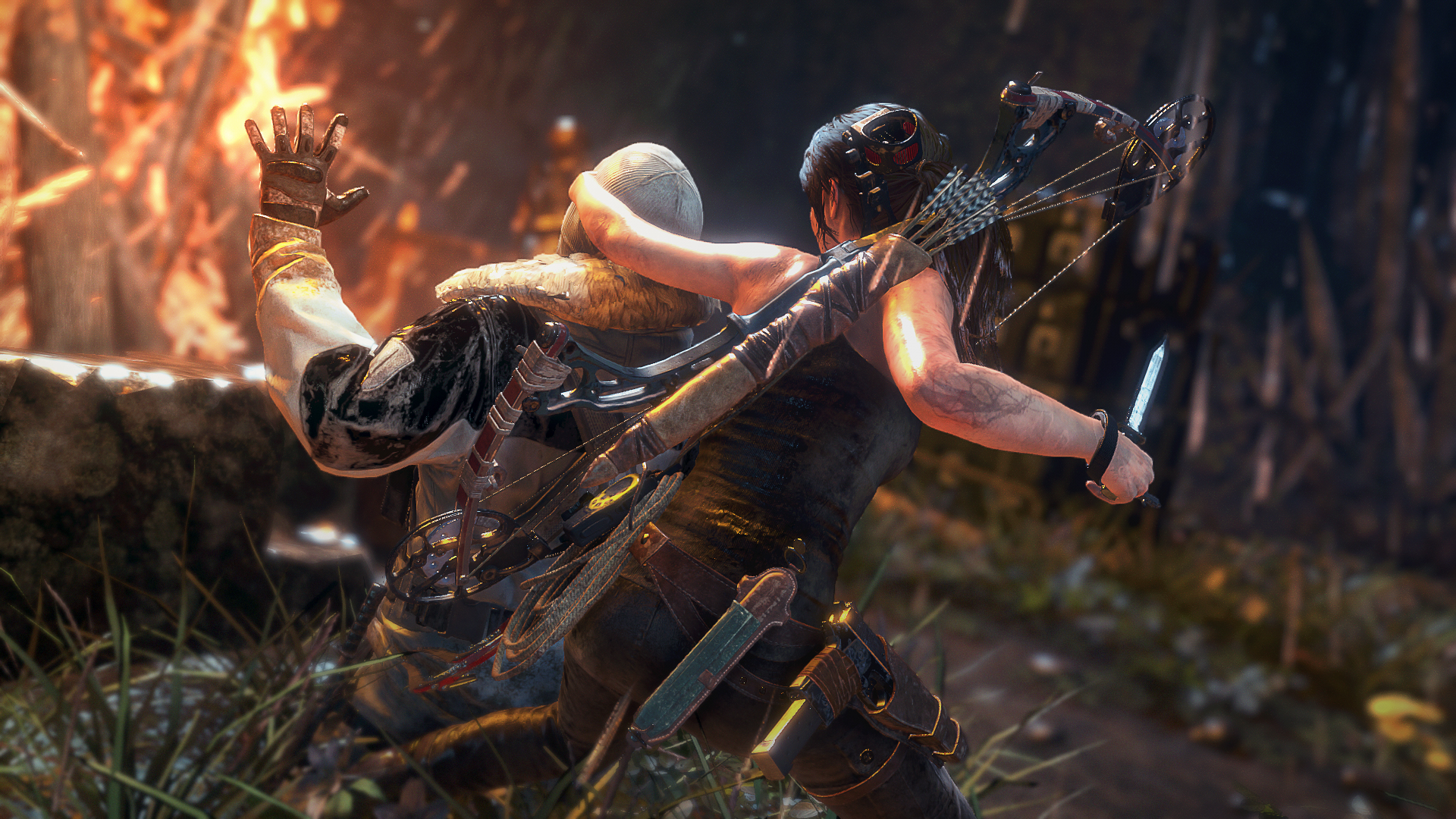 Další gameplay záběry z Rise of the Tomb Raider 114373