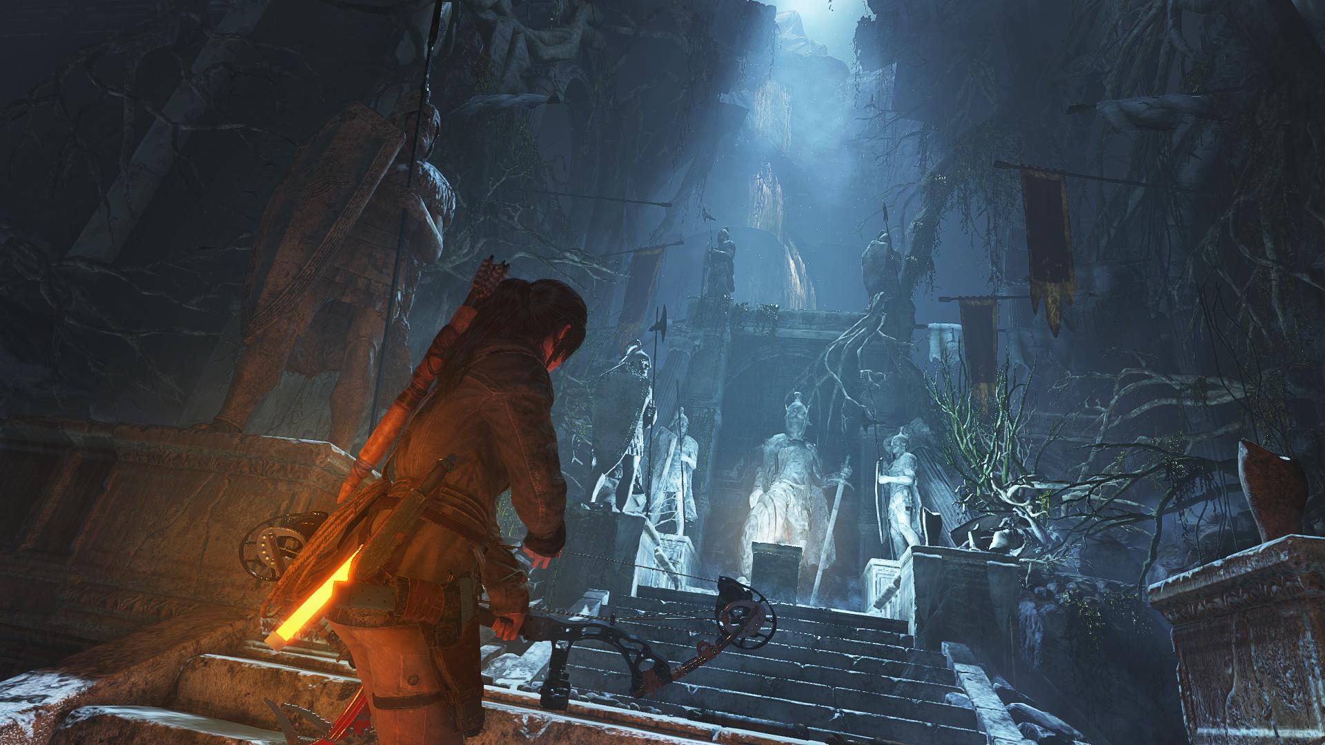 Další gameplay záběry z Rise of the Tomb Raider 114374