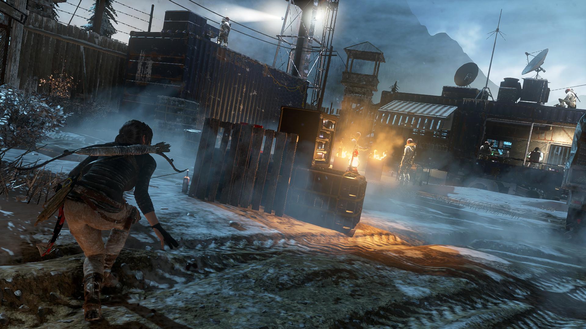 Další gameplay záběry z Rise of the Tomb Raider 114375