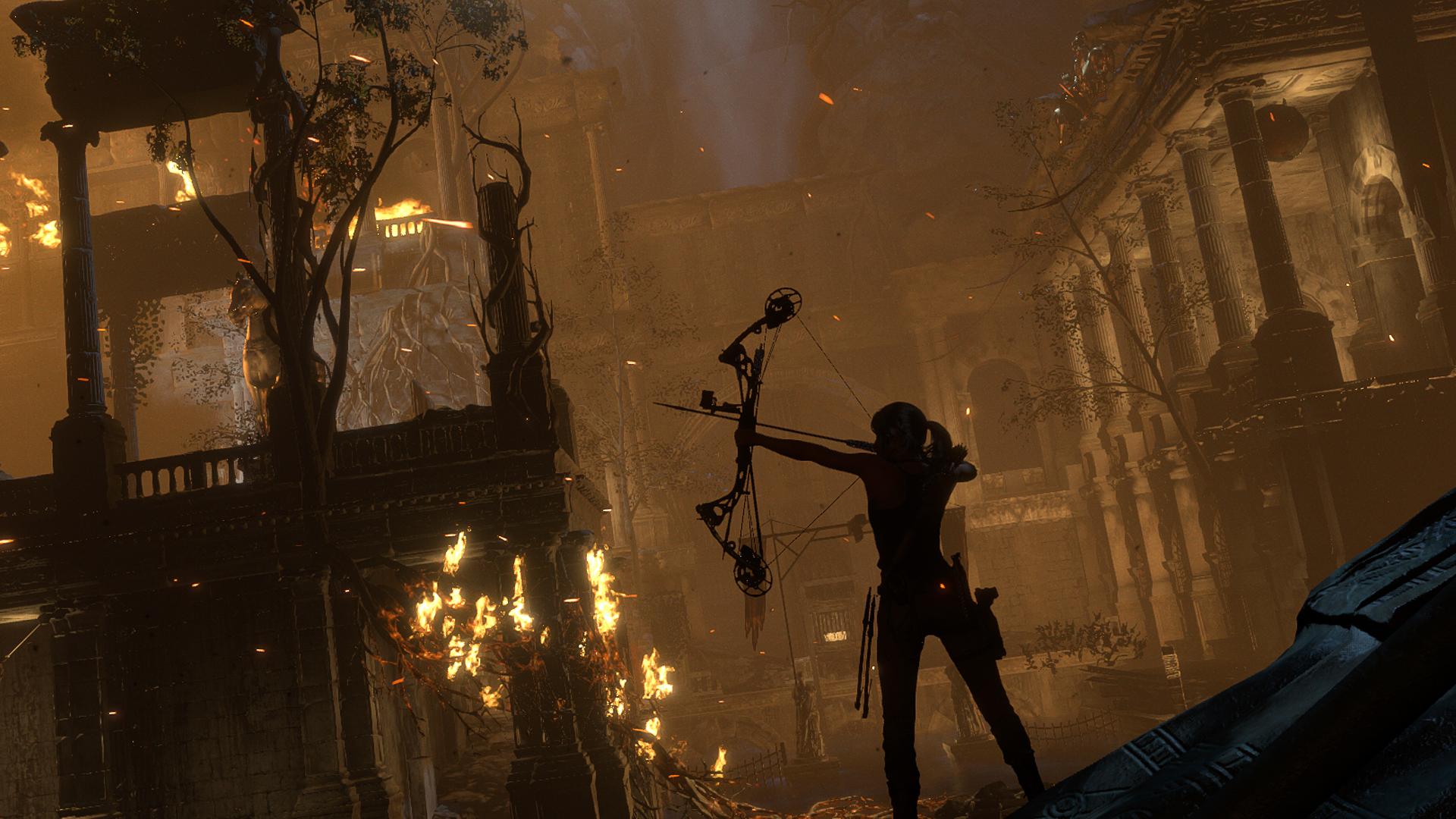 Další gameplay záběry z Rise of the Tomb Raider 114377