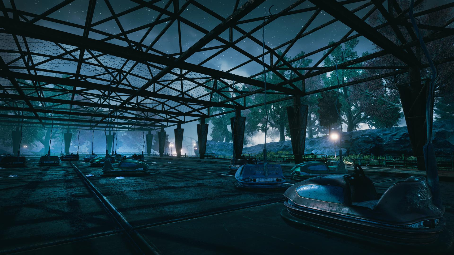 Tři obrázky ze strašidelného parku od Funcomu 114381