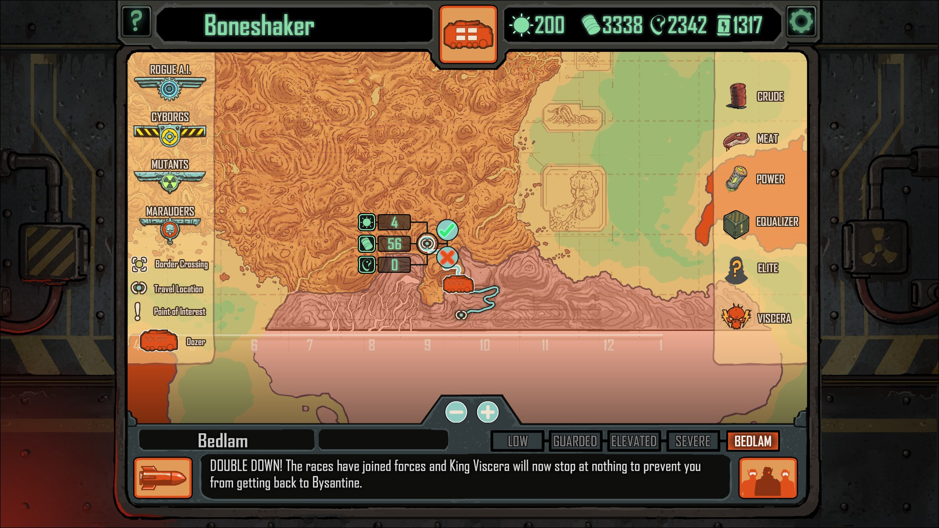 Skyshine's Bedlam – expedice do neznáma 114431